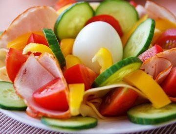 12 korakov zdravega prehranjevanja