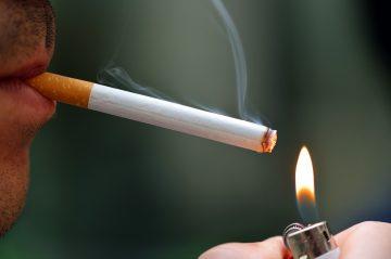 Kajenje škoduje vašemu zdravju