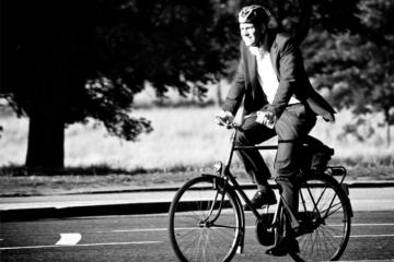 S-kolesom-v-službo