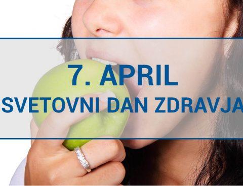 svetovni dan zdravja 7 april