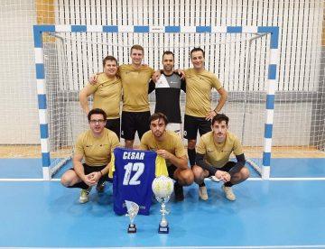 Nogometna ekipa ZD Idrija